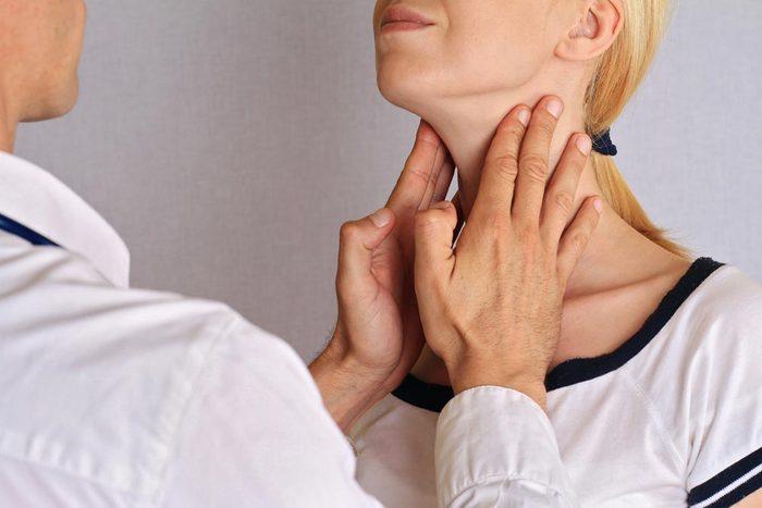 Accélérez votre métabolisme : faites vérifier votre glande thyroïdienne.