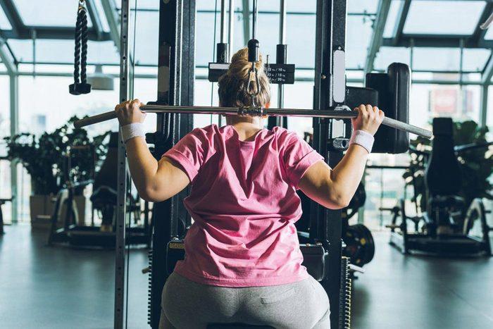 Mythe sur la mise en forme : vous pouvez être gros, mais en pleine forme.