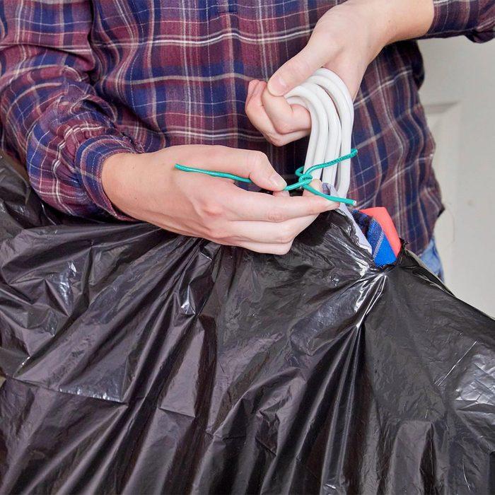 Organiser sa maison : emballez vos vêtements en un tournemain.
