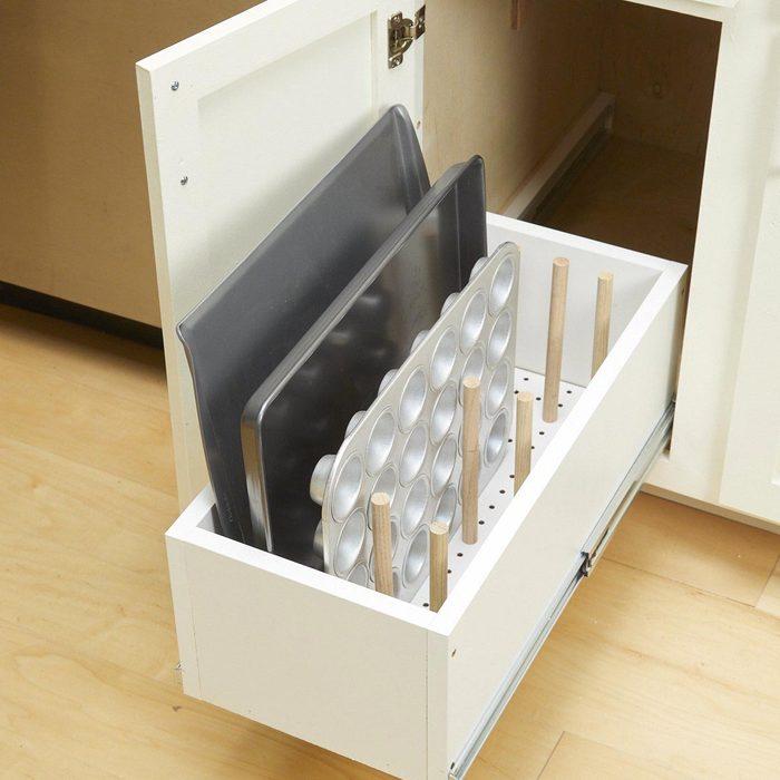 Organiser sa maison : un système simple pour ranger vos tiroirs.