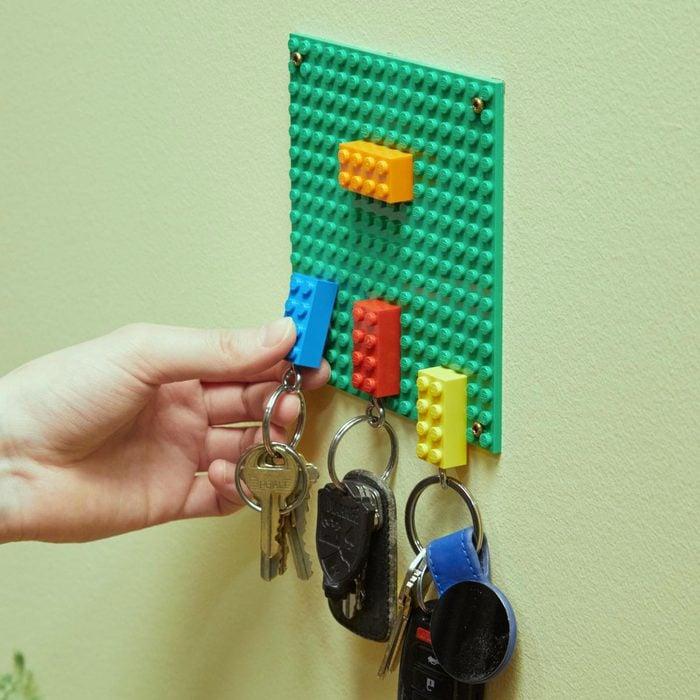 Organiser sa maison : ne cherchez plus vos clés!