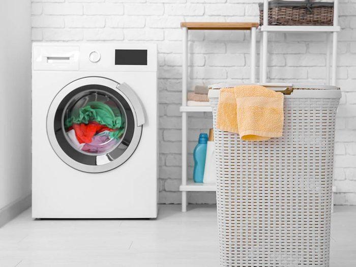 Rénover sa maison : une laveuse a une durée de vie de 11 ans en moyenne.