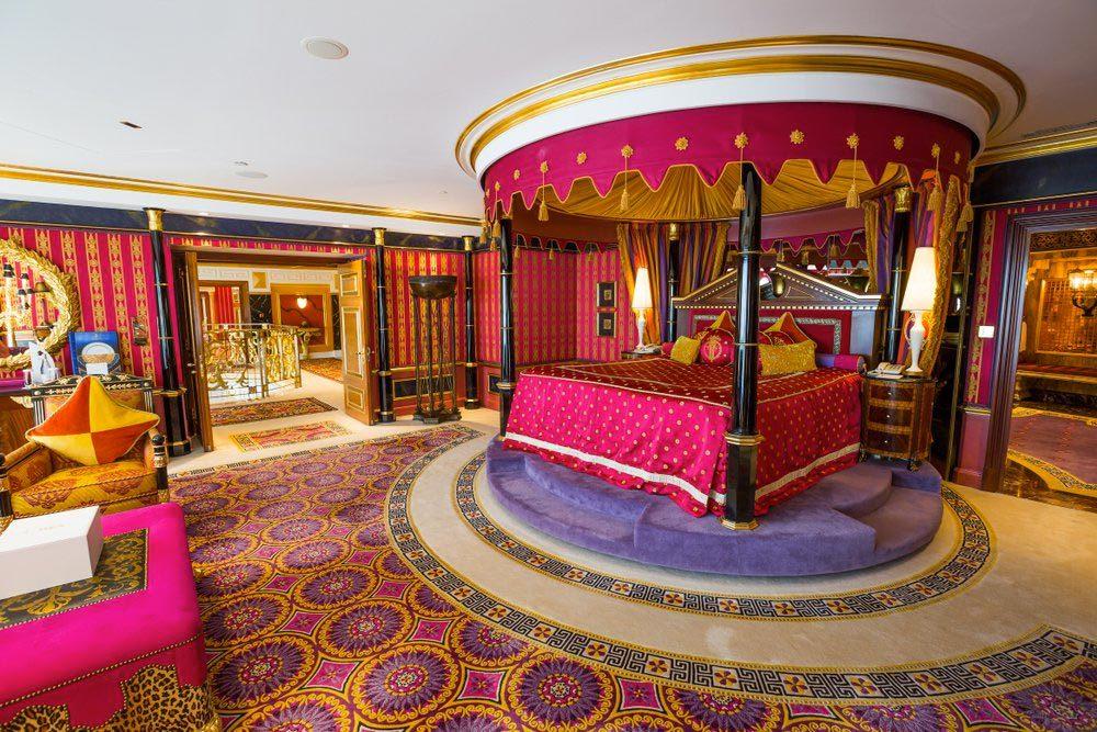 Séjour insolite au Burj Al Arab Jumeirah à Dubai.