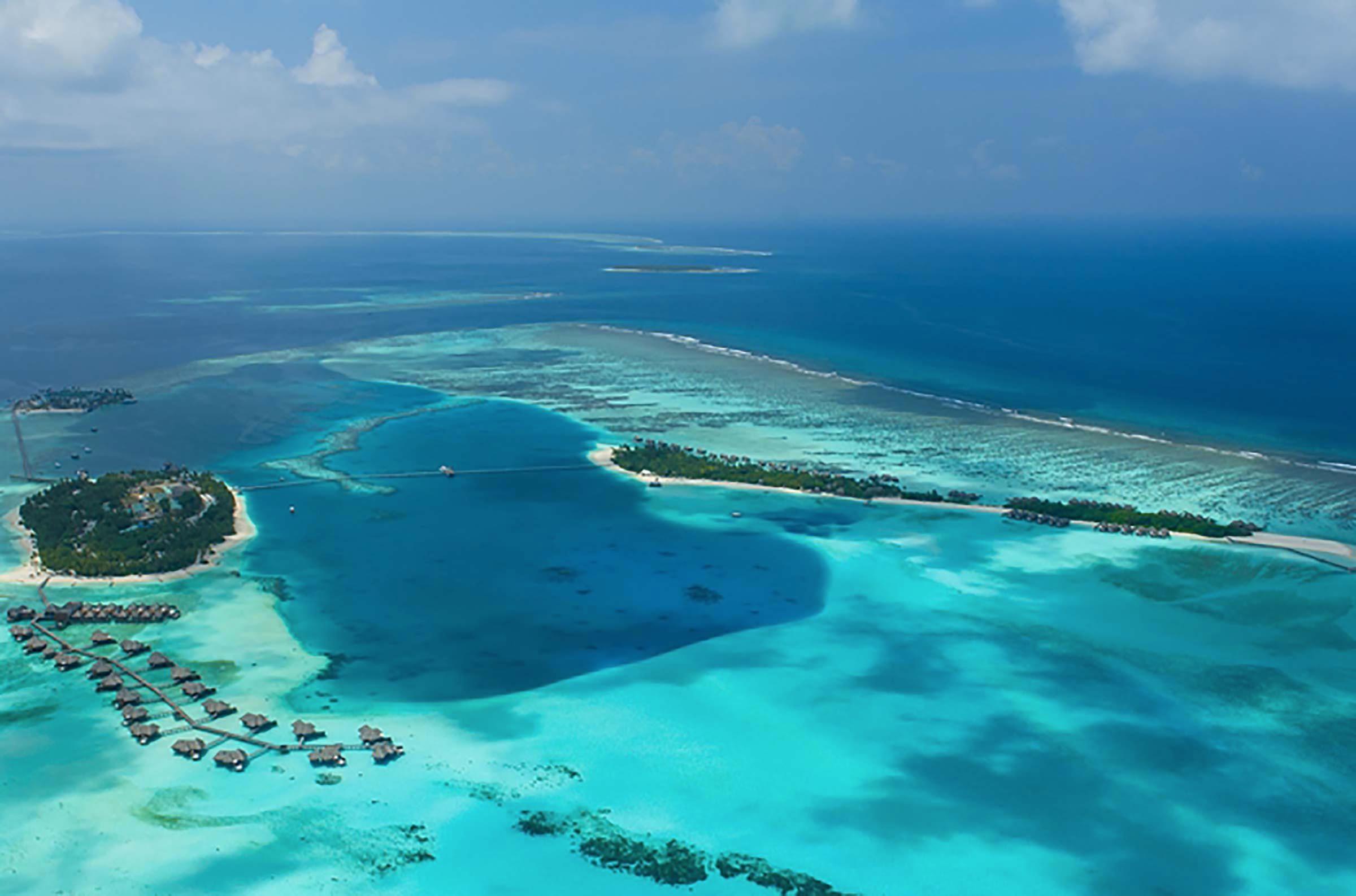 Séjour insolite au Hilton Conrad Maldives Rangali Island.