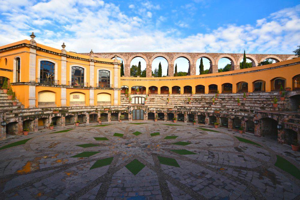 Séjour insolite à Quinta Real Zacatecas au Mexique