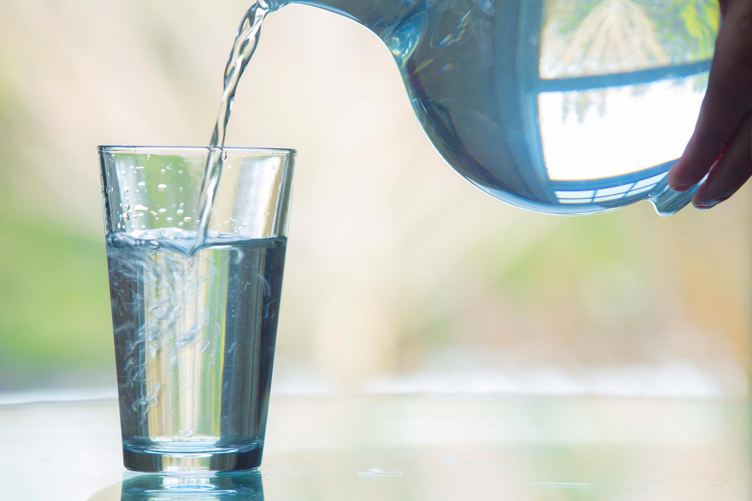 La soif peut être un signe d'anémie.