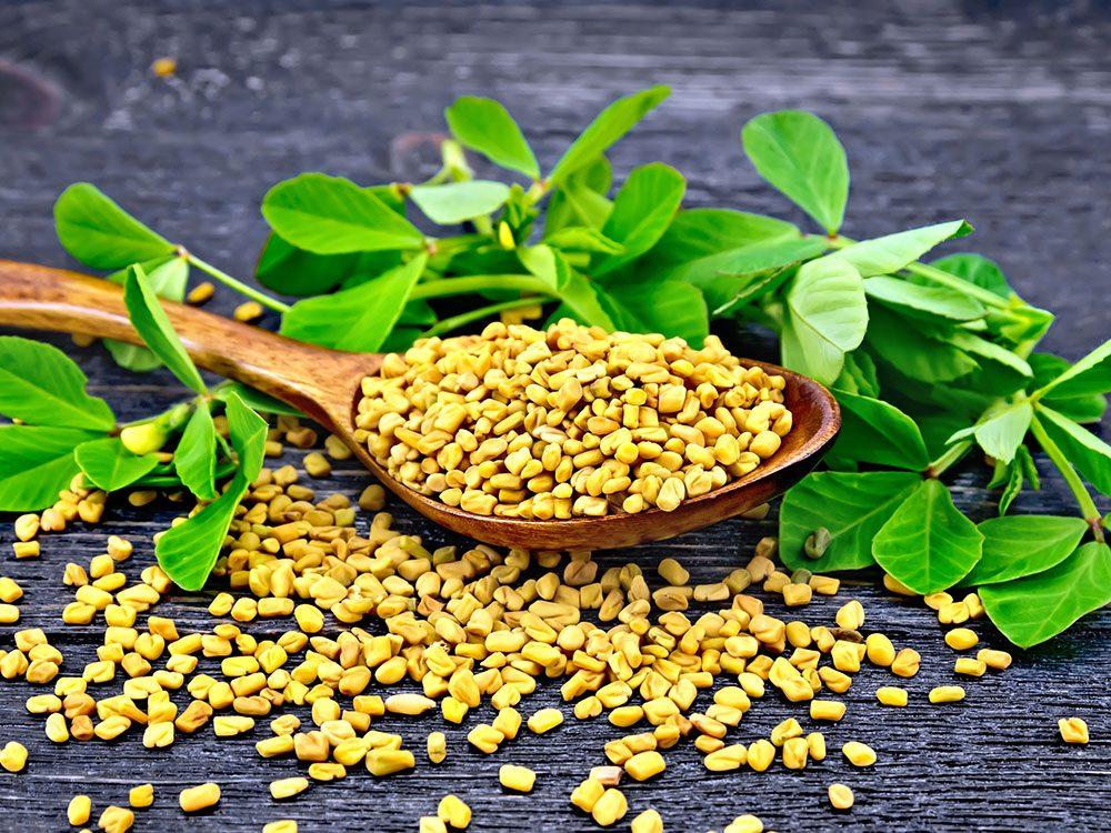 Le fenugrec fait partie des meilleures sources de protéines végétales.