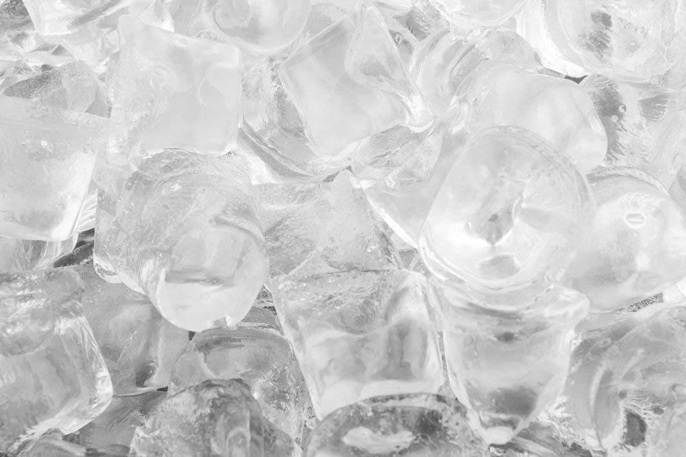 Symptômes maladie grave : l'envie de croquer de la glace.