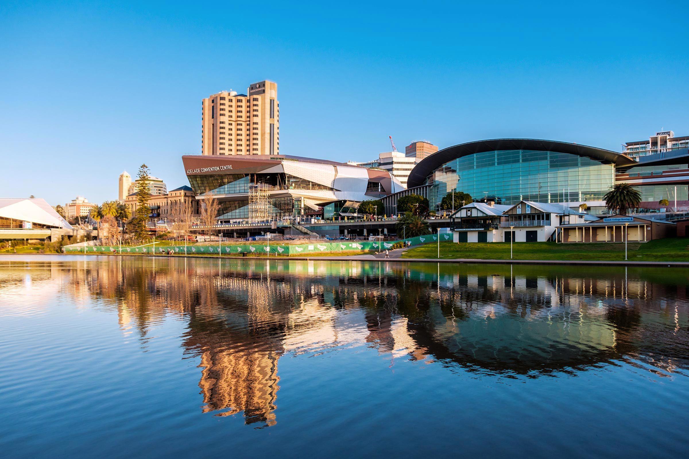 Villes les moins polluées : Adélaïde, Australie.