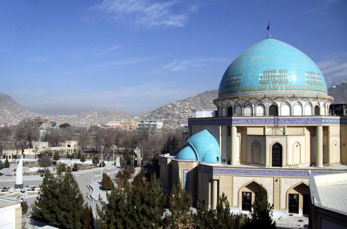 Villes les plus polluées : Kaboul, Afghanistan.