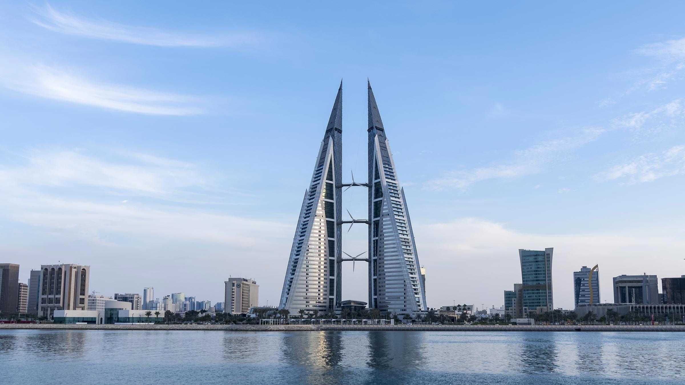 Villes les plus polluées : Manama, Bahreïn.