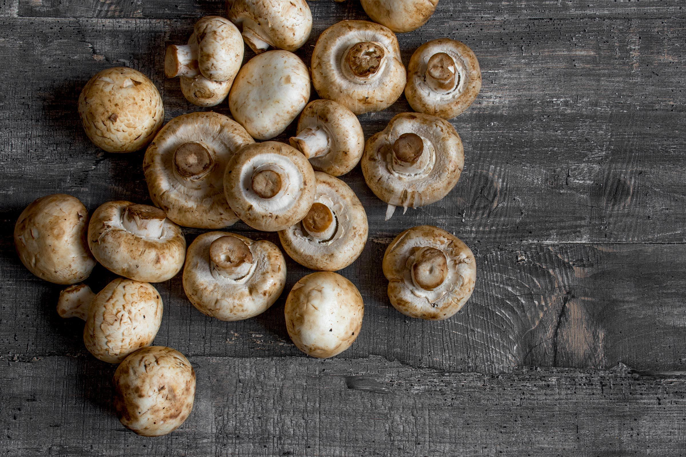 À 50 ans et plus, consommez des champignons.