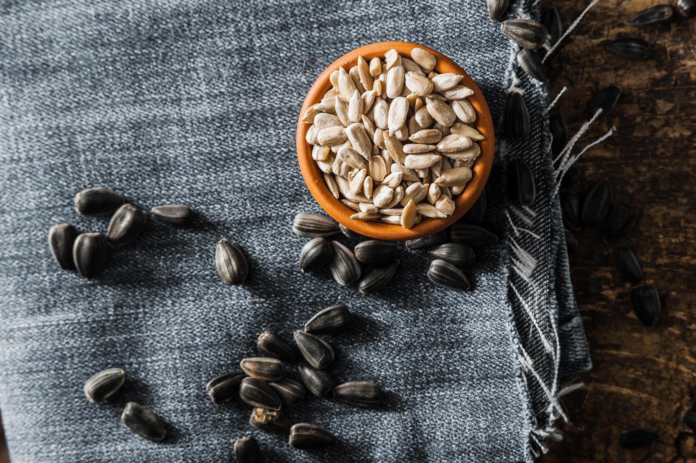 À 50 ans et plus, consommez des graines de tournesol.