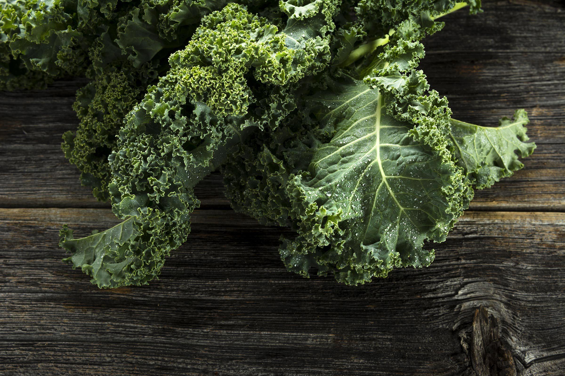 À 50 ans et plus, consommez des légumes à feuilles vert foncé.