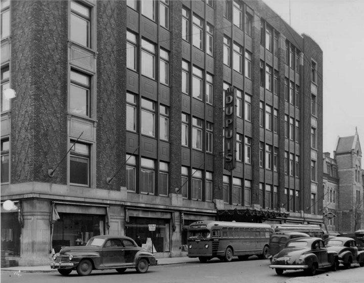Le magasin Dupuis-Frères, haut lieu de notre patrimoine et une fierté de l'entreprenariat du Québec