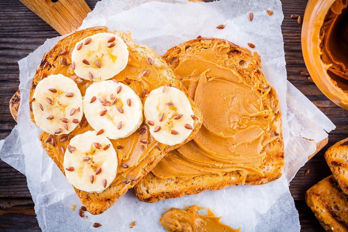 Achats chez Costco : le beurre d'arachide.