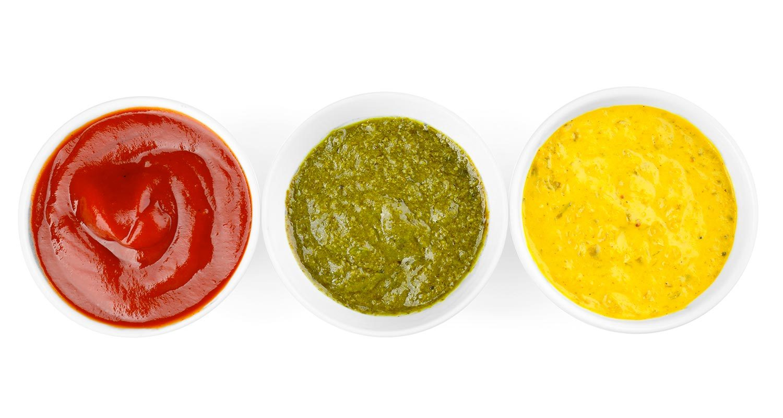 Achats chez Costco : les condiments.