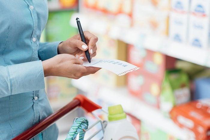 Achats chez Costco : évitez les produits non planifiés.