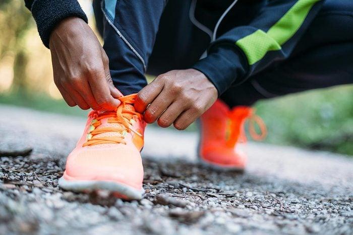 Achats chez Costco : évitez les souliers.