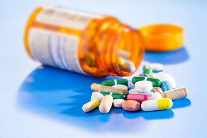Achats chez Costco : les médicaments.