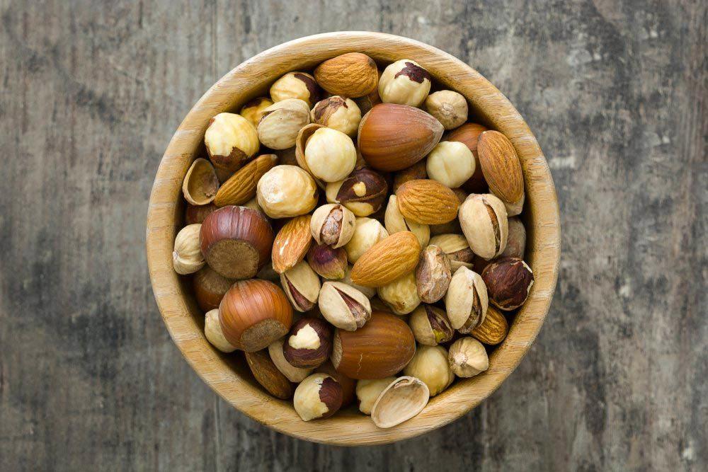 Achats chez Costco : les noix.