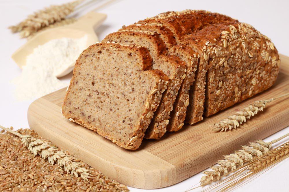 Achats chez Costco : le pain.
