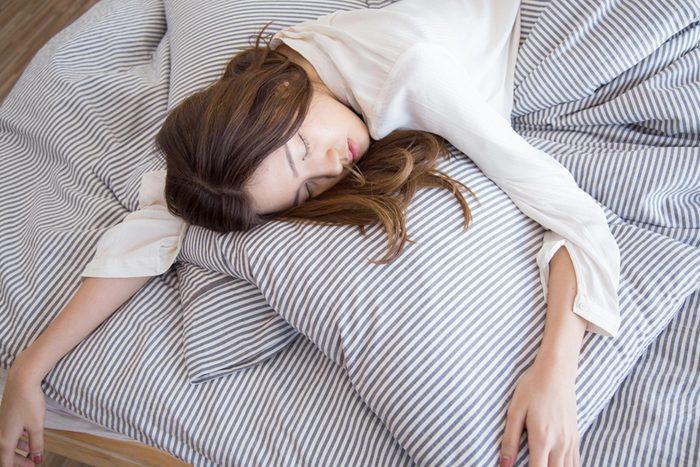 Symptôme d'anémie : vous vous sentez siiiiiii fatigué.