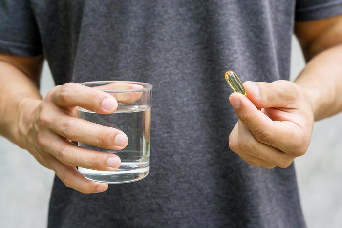 Arthrite : prenez de l'huile de poisson pour réduire l'inflammation.