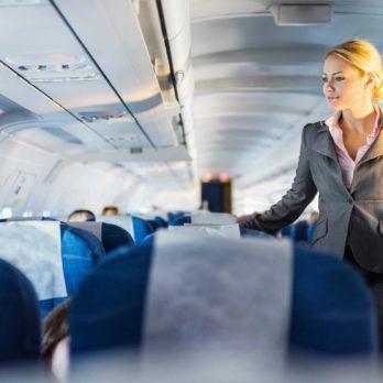 18 choses à ne jamais faire dans un avion