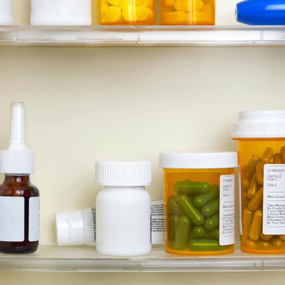 Les cambrioleurs volent aussi dans l'armoire à pharmacie.