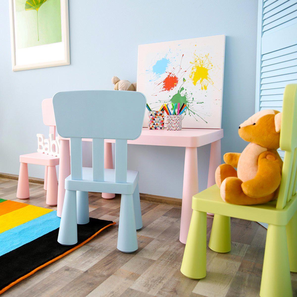 Les cambrioleurs ne fouillent pas les chambres des enfants.