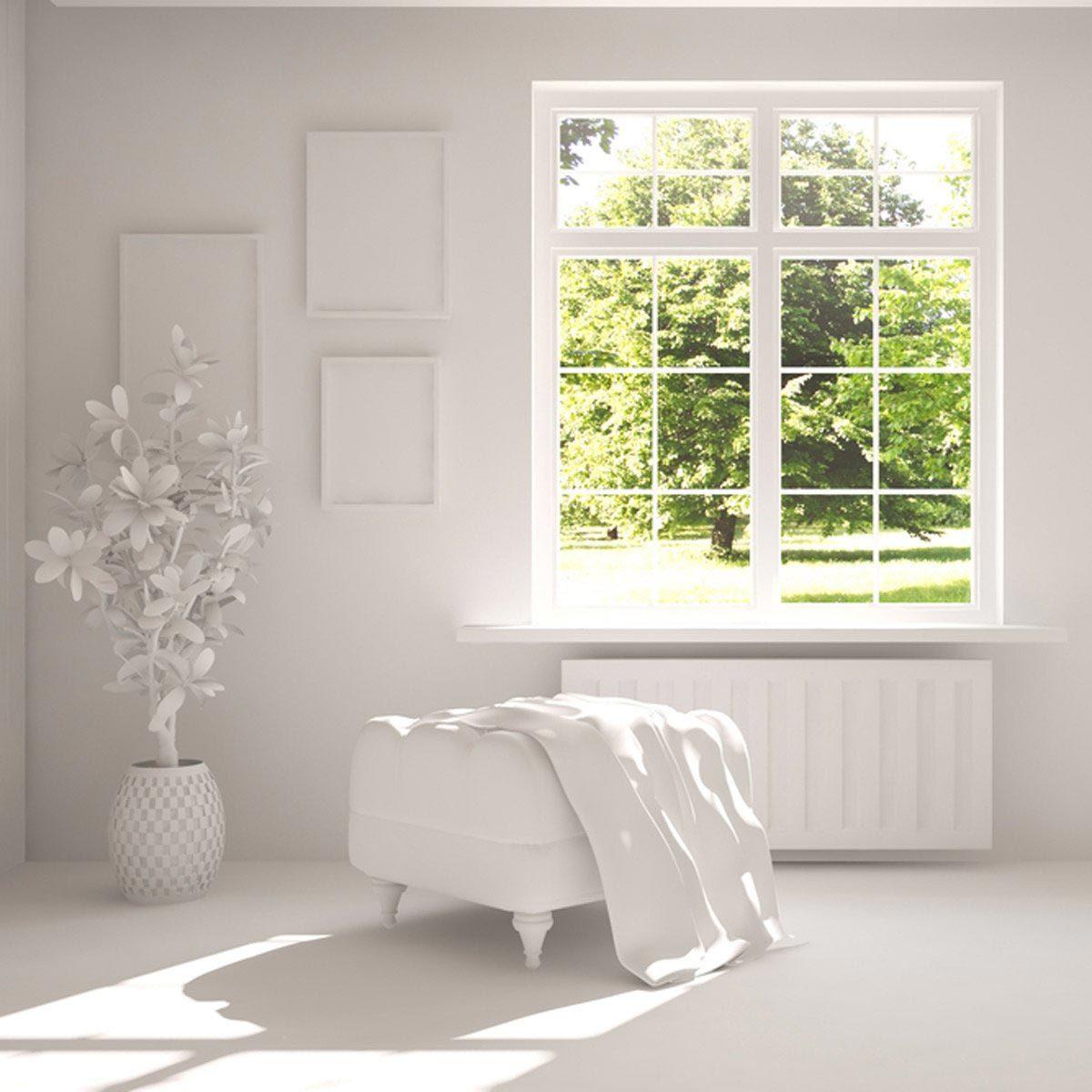 Les cambrioleurs ciblent certaines fenêtres.