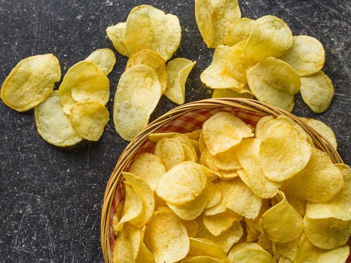 Les cardiologues évitent les acides gras trans.
