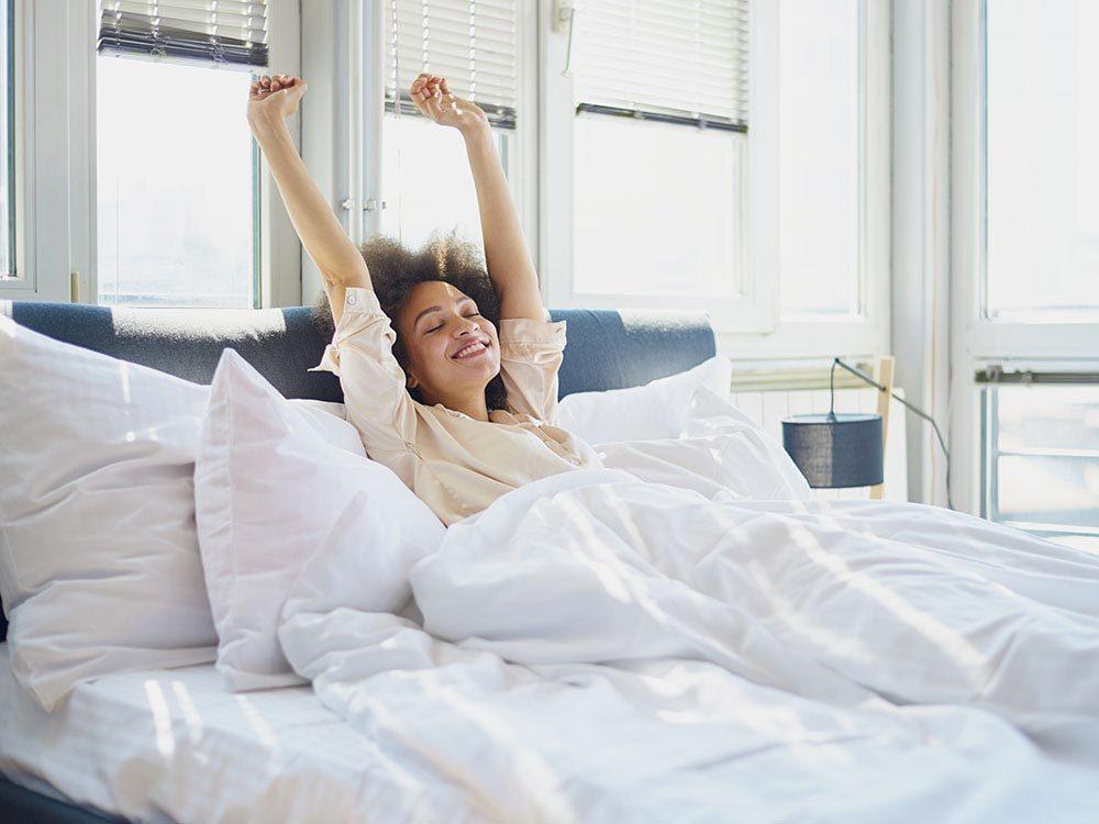 Les cardiologues ont une bonne hygiène de sommeil.