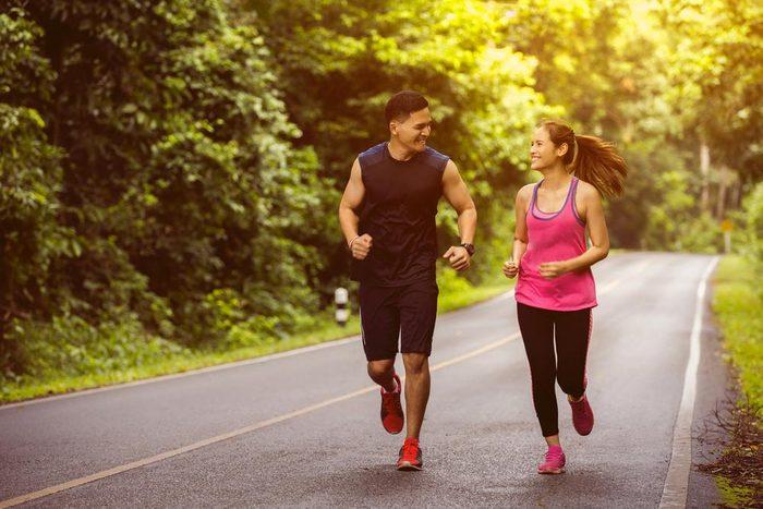 Conseils pour commencer à courir : trouvez le bon moment.