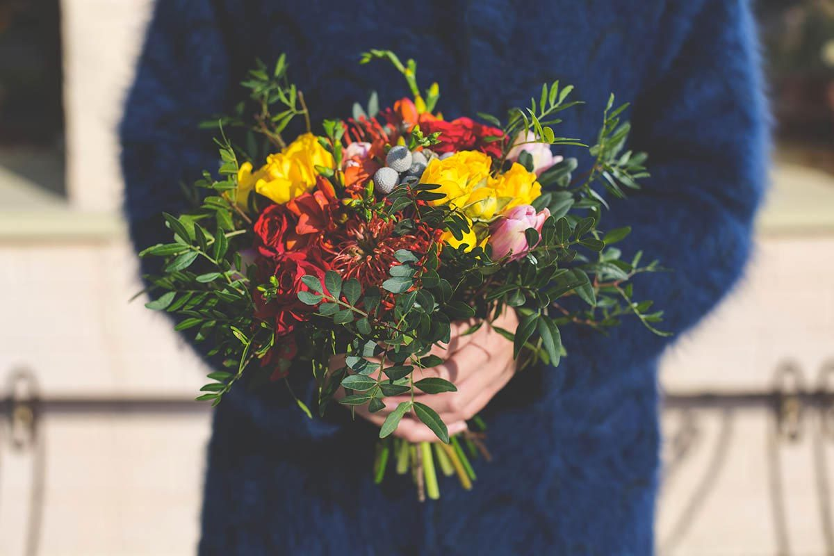 Les couleurs de roses ont une signification.