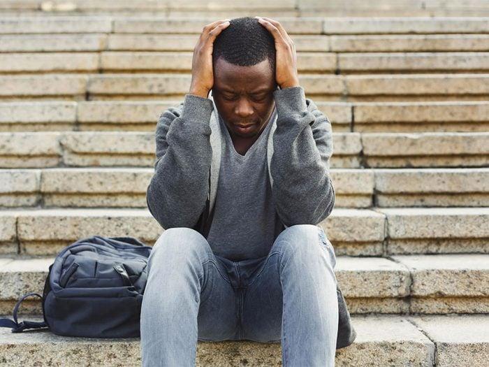 Similarités entre crise d'anxiété et crise cardiaques.
