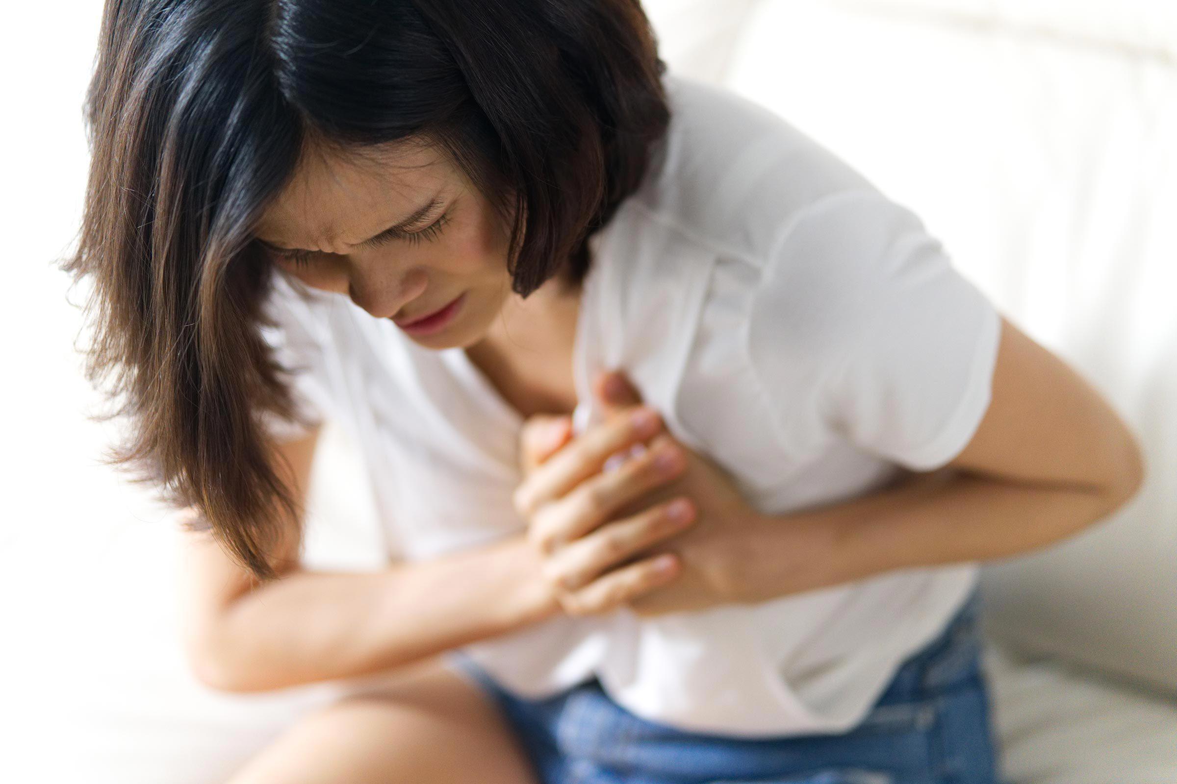 Crise cardiaque ou crise d'angoisse?