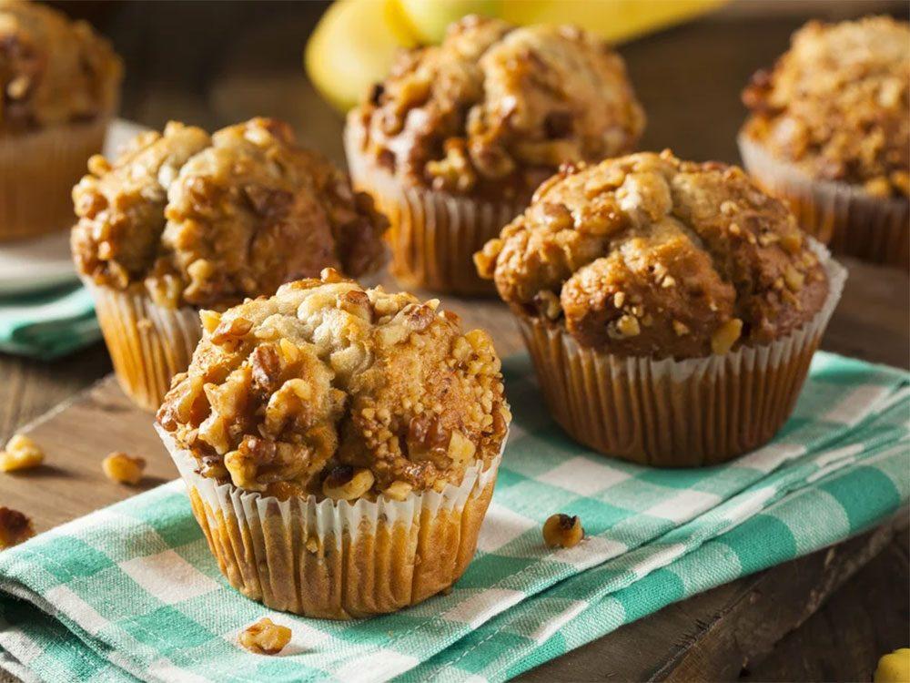Des recettes de desserts santé pour perdre du poids.