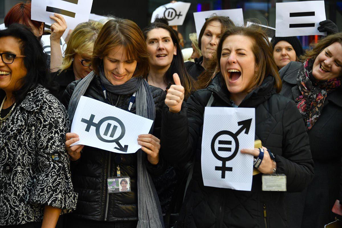 Certains se disent pour l'égalité pour les femmes, mais dans les faits, c'est autre chose.