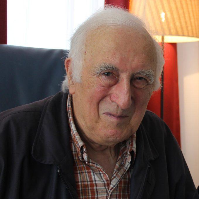 Entrevue avec Jean Vanier