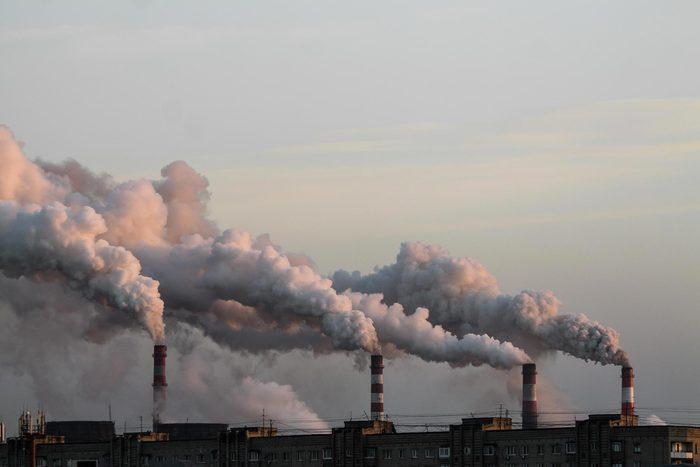 Le papier est un gros pollueur industriel.