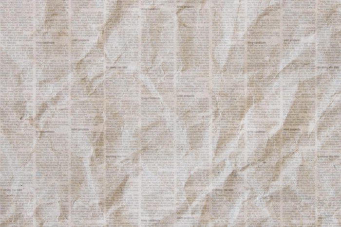 Les gens ne pensent pas à recycler leurs journaux en papier.