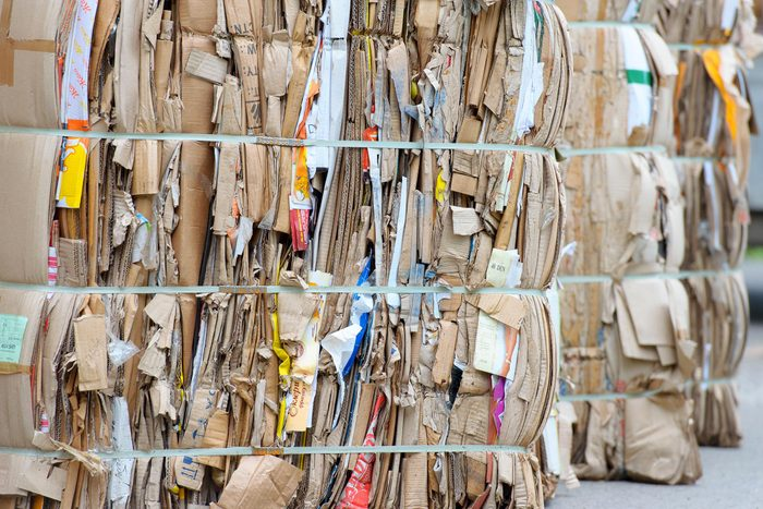 Le recyclage du papier a aussi ses côtés sombres.