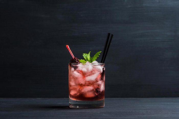 Pour perdre du poids, évitez les cocktails sans alcool.