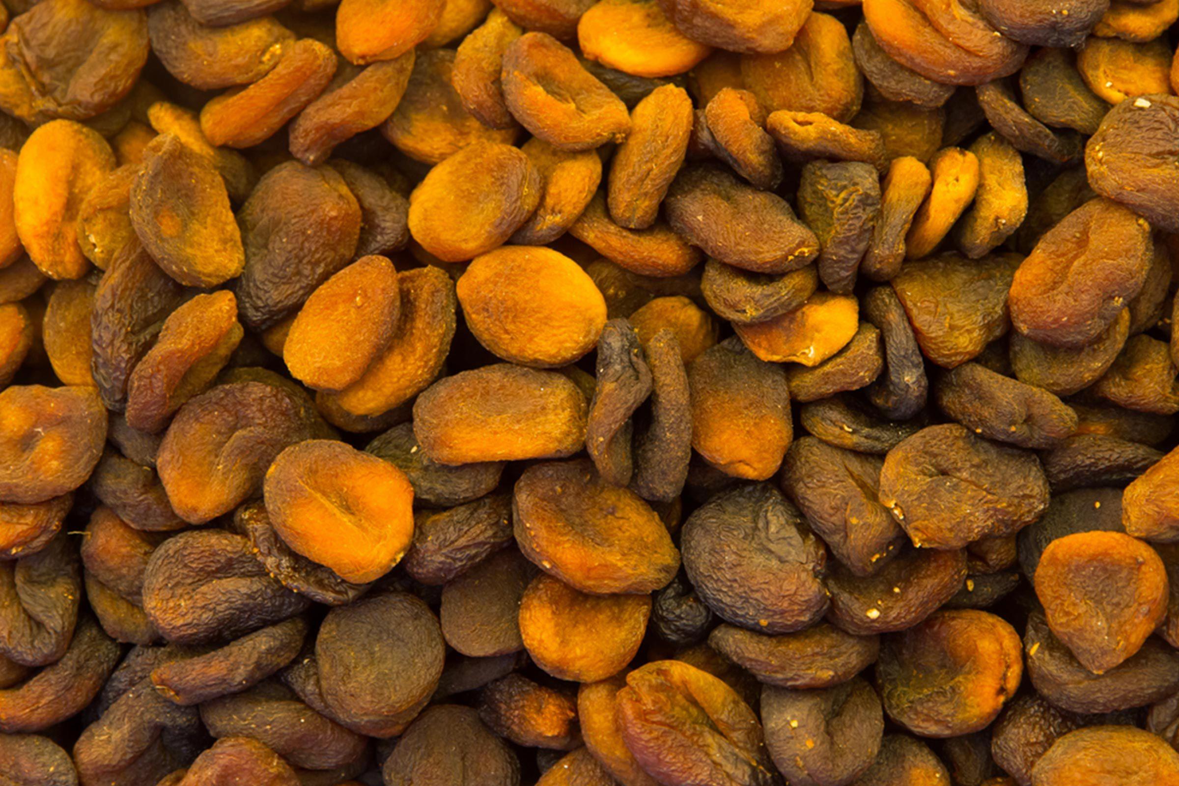 Pour perdre du poids, évitez les fruits secs.