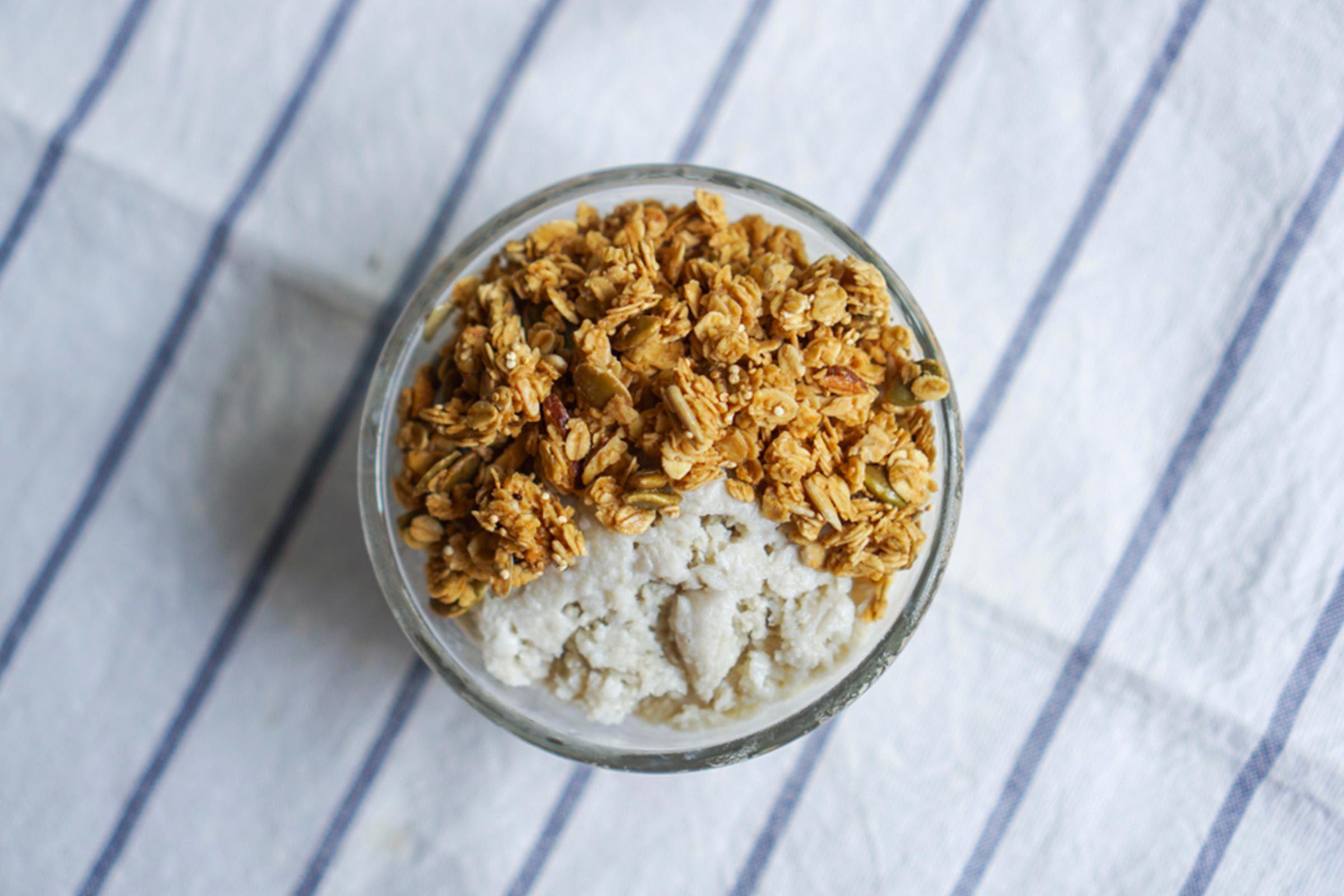 Pour perdre du poids, évitez le granola.