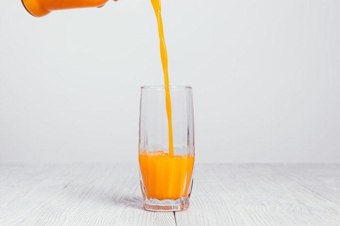 Pour perdre du poids, évitez les jus de fruits.