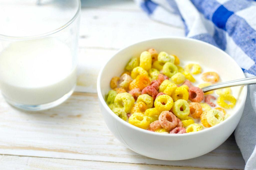 Pour un petit déjeuner équilibré, évitez les plats préparés.