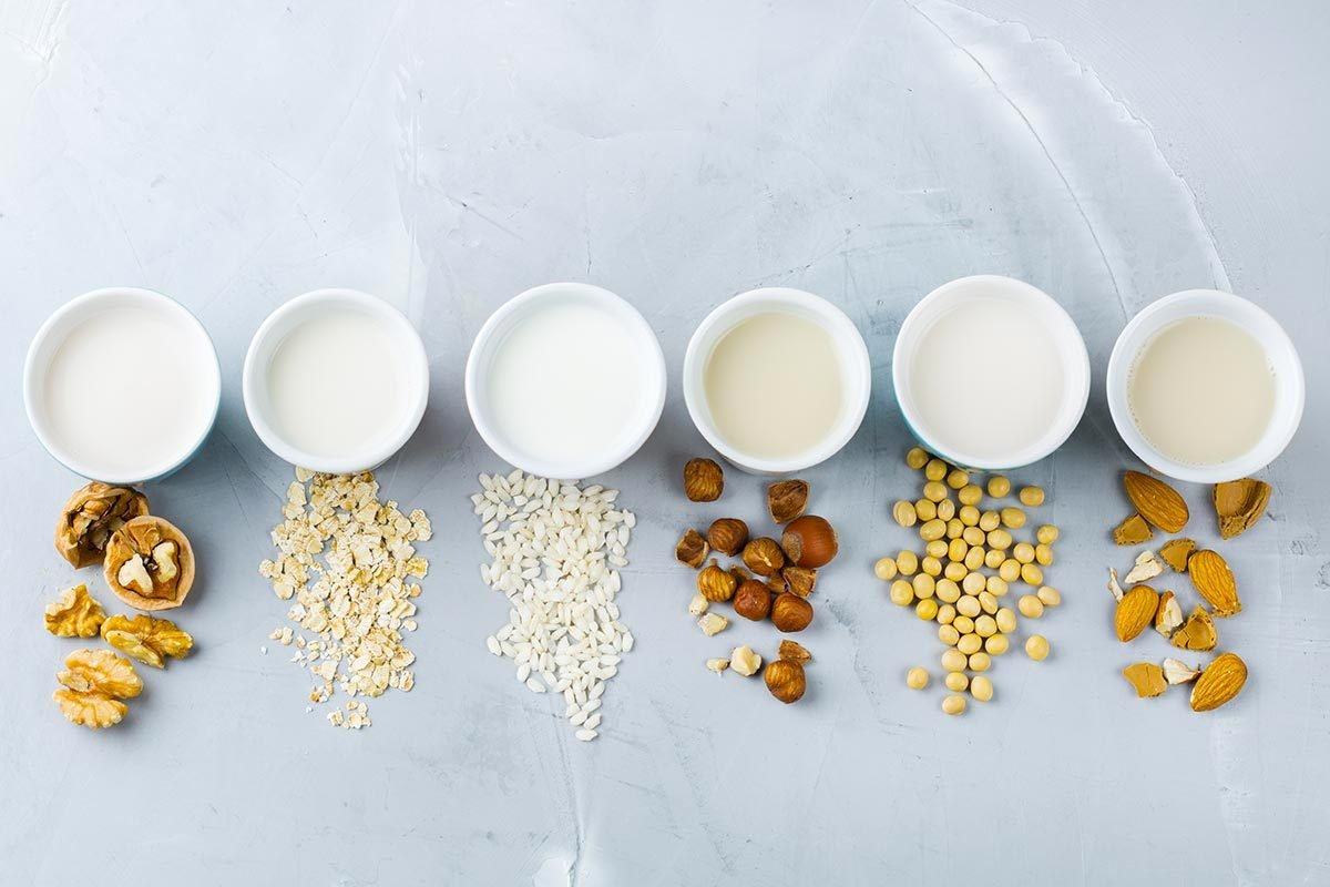 Pour un petit déjeuner équilibré, évitez les substituts de lait sucrés.
